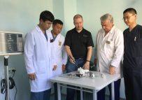 В БСНП прошел семинар-тренинг «Практическое применение нейронавигационной системы Brain-Lab в нейрохирургии»
