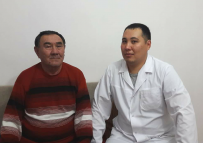Врачи БСНП посещают пациентов на дому