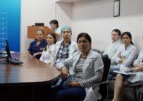 Второй «Месячник качества медицинских услуг» в ГКП на ПХВ «Городская больница скорой неотложной помощи» Профиль терапия