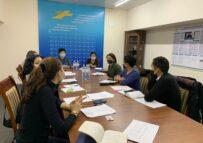 В больнице скорой неотложной помощи Алматы прошло заседание комитета общественного доверия к здравоохранению