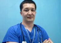 Желдибаев  Ермек Мустафаевич – заведующий приемным отделением БСНП
