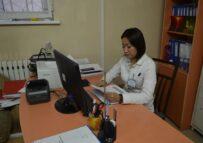 Продолжаем знакомить вас с сотрудниками нашей больницы Боранбаева Гульзира Мухаметжановна