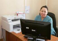 Продолжаем знакомить вас с сотрудниками нашей больницы
