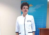 Продолжаем знакомить вас с сотрудниками нашей больницы Айриян Милана Спартаковна